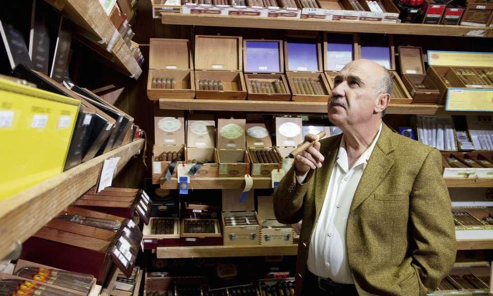 торговля табачными изделиями днр